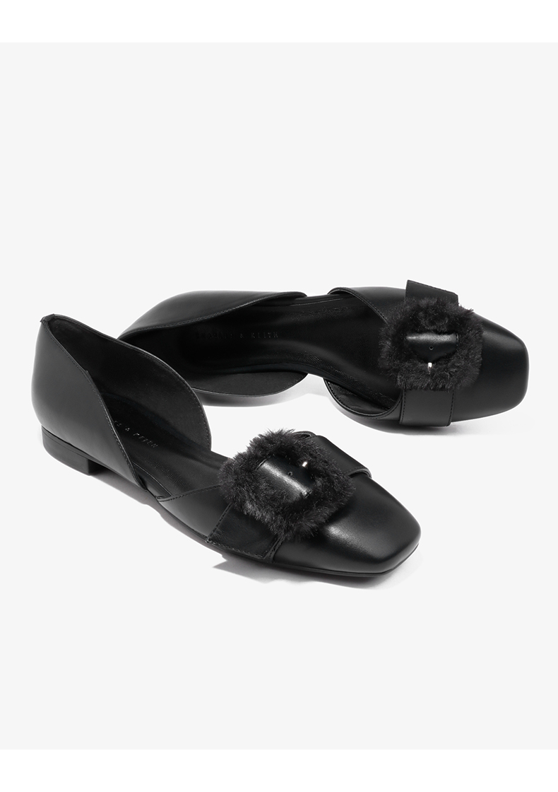 Giày nữ Charles & Keith CHARLESKEITHCK1 70580107 40 CK1-70580107 - ảnh 11