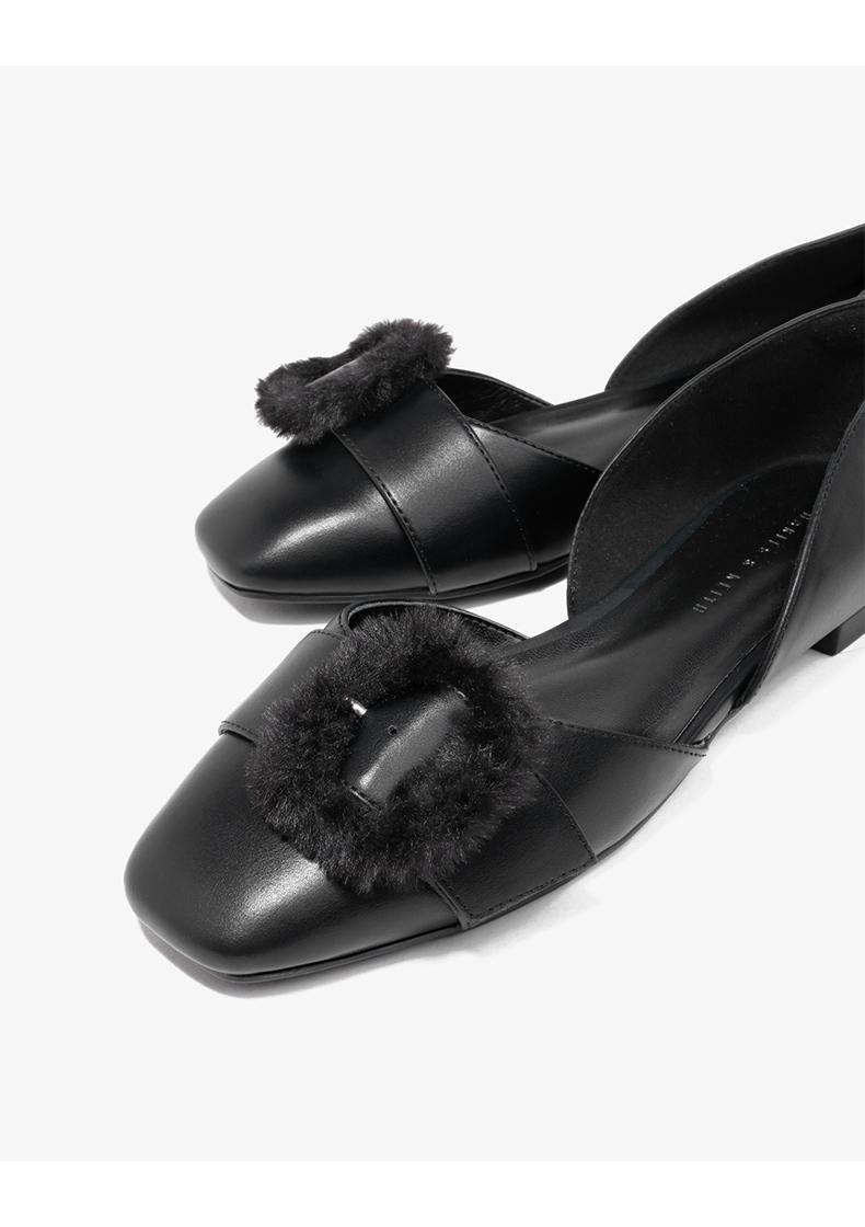 Giày nữ Charles & Keith CHARLESKEITHCK1 70580107 40 CK1-70580107 - ảnh 2