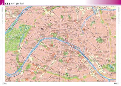 旅游/地图 世界地图 法国地图册 9787503150159  作者介绍 文摘