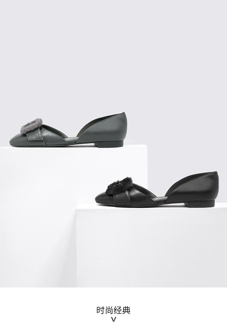 Giày nữ Charles & Keith CHARLESKEITHCK1 70580107 40 CK1-70580107 - ảnh 1