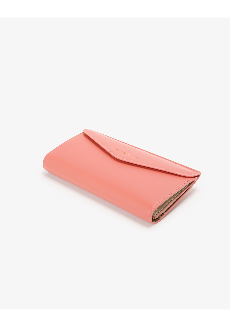 Túi xách nữ Charles & Keith CHARLESKEITH CK6 10680415 Peach - ảnh 11