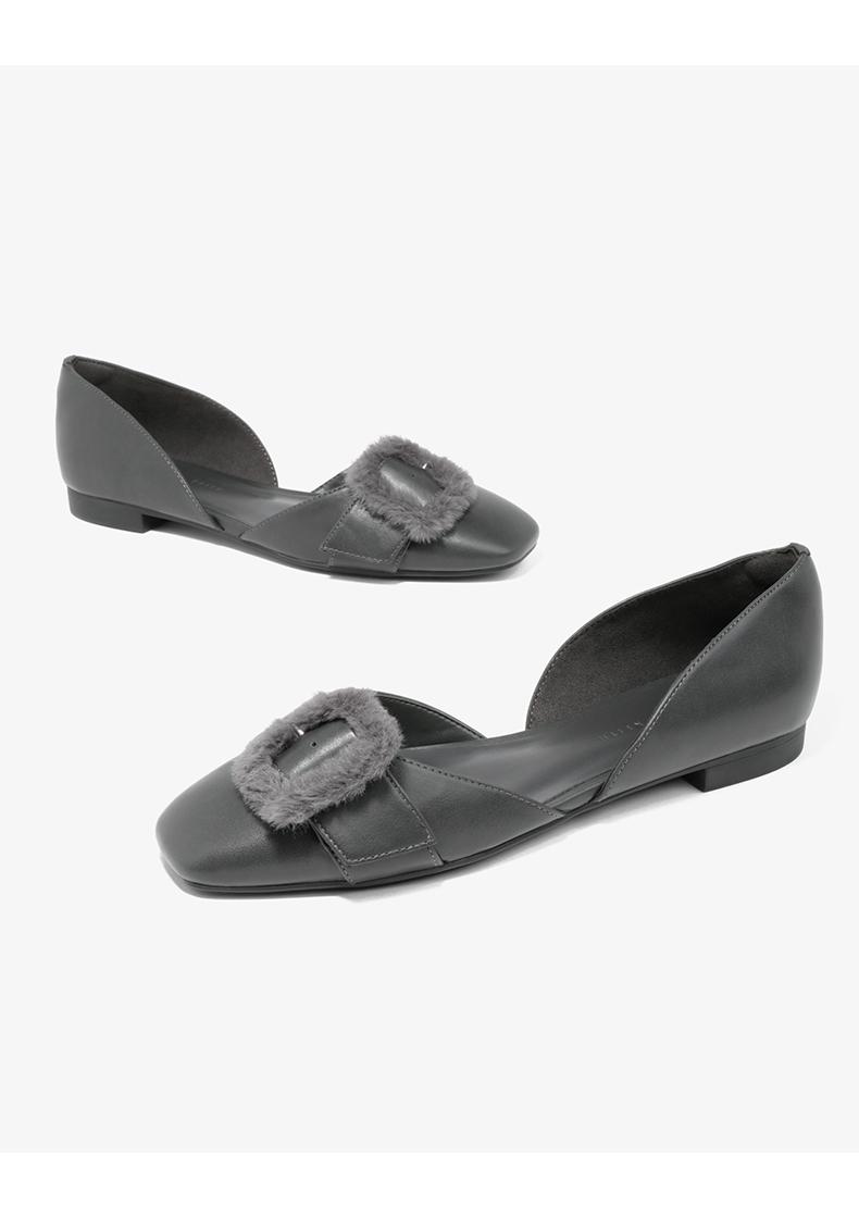 Giày nữ Charles & Keith CHARLESKEITHCK1 70580107 40 CK1-70580107 - ảnh 9