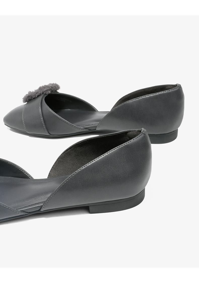 Giày nữ Charles & Keith CHARLESKEITHCK1 70580107 40 CK1-70580107 - ảnh 10