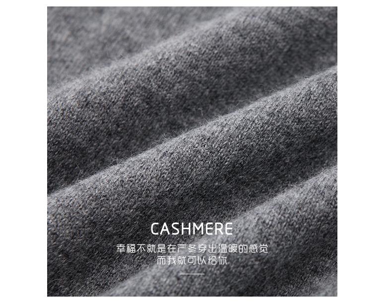 Áo len lông cừu nam Pierre Cardin 1002017 175L65 70KG WA095 - ảnh 5