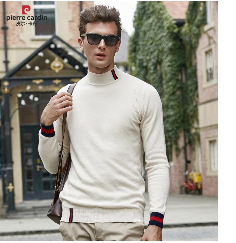 Áo len lông cừu nam Pierre Cardin 1002017 175L65 70KG WA095 - ảnh 19