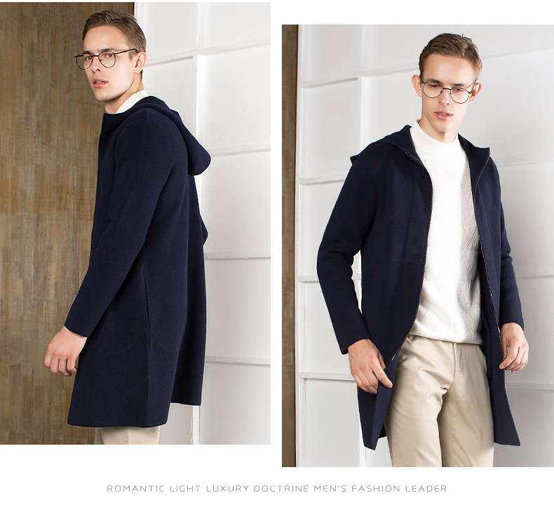 Áo len lông cừu nam Pierre Cardin 2017 180XL70 80KG WA78211 - ảnh 16