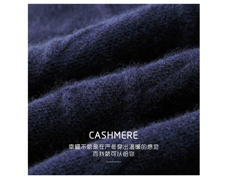 Áo len lông cừu nam Pierre Cardin 1002017 175L6570KG WA86158 - ảnh 4