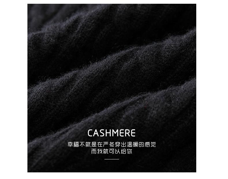 Áo len lông cừu nam Pierre Cardin 2017 180XL70 80KG WA78208 - ảnh 4