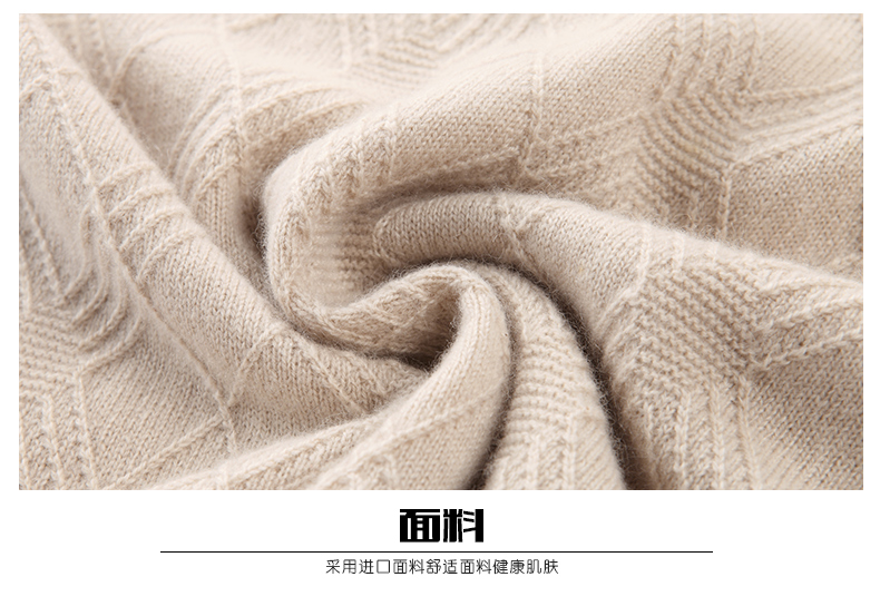 Áo len lông cừu nam Pierre Cardin 2017 180XL70 80KG YR001 - ảnh 28