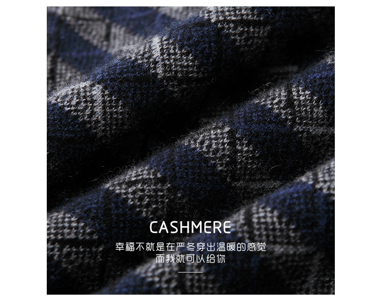 Áo len lông cừu nam Pierre Cardin 2017 1852XL80 90KG WA87025 - ảnh 4