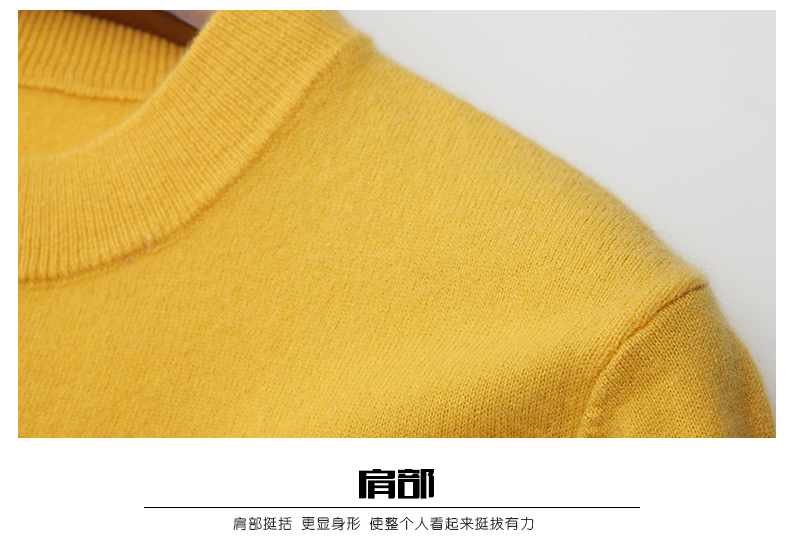 Áo len lông cừu nam Pierre Cardin 2017 180XL70 80KG YR006 - ảnh 33