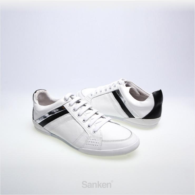 sanken2012牛皮低帮运动男鞋休闲新款潮流正品流行色