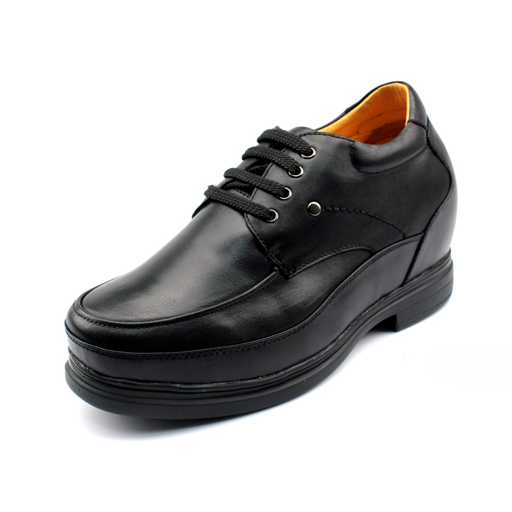 男士内增高鞋