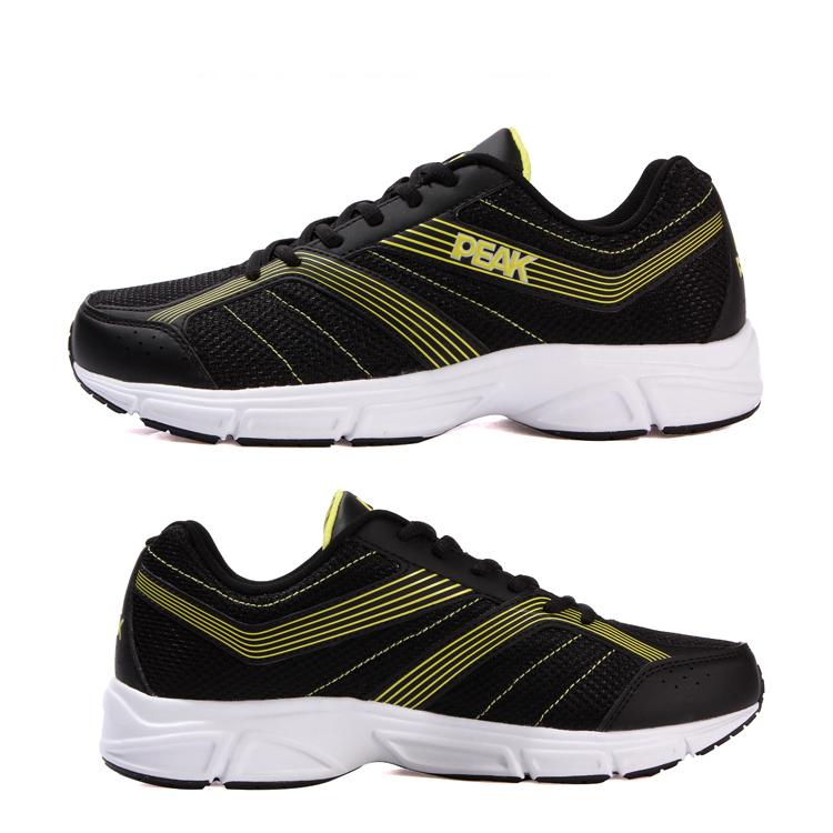 匹克peak新款男鞋轻逸跑步鞋运动休闲鞋防滑耐磨e210