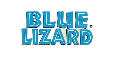 蓝蜥蜴(blue lizard)