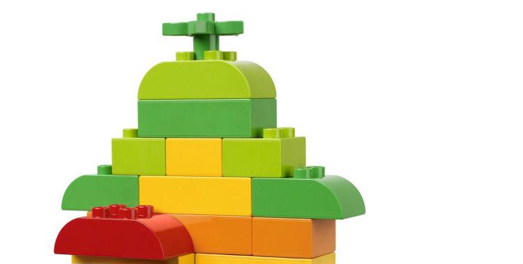 lego乐高-得宝创意入门款