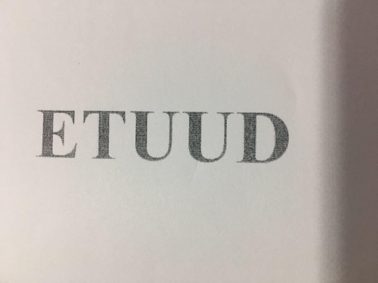 ETUUD