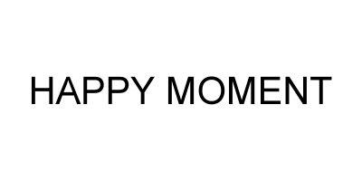 摩门特(HAPPY MOMENT)