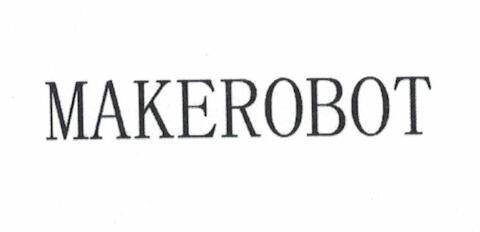 MAKEROBOT