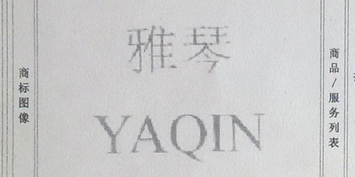雅琴(YAQIN)