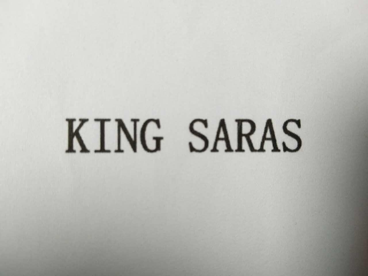 KING SARAS