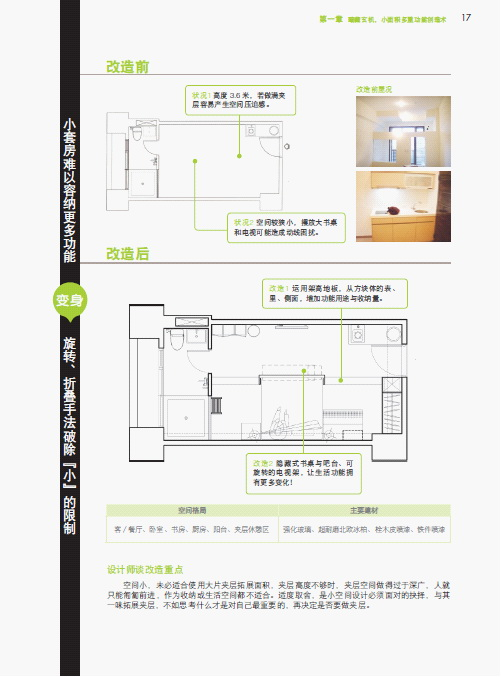 小房子装修改造圣经 小面积多重功能创造术 3 在线阅读 室内