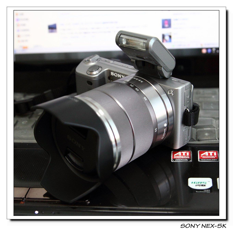行货索尼NEX-5CK数码相机(银色),3998元包邮
