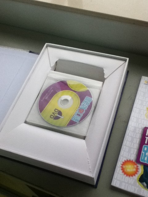 跟老外學口語 套裝(21DVD+1MP3光盤+1本書)(京東專賣) 實拍圖