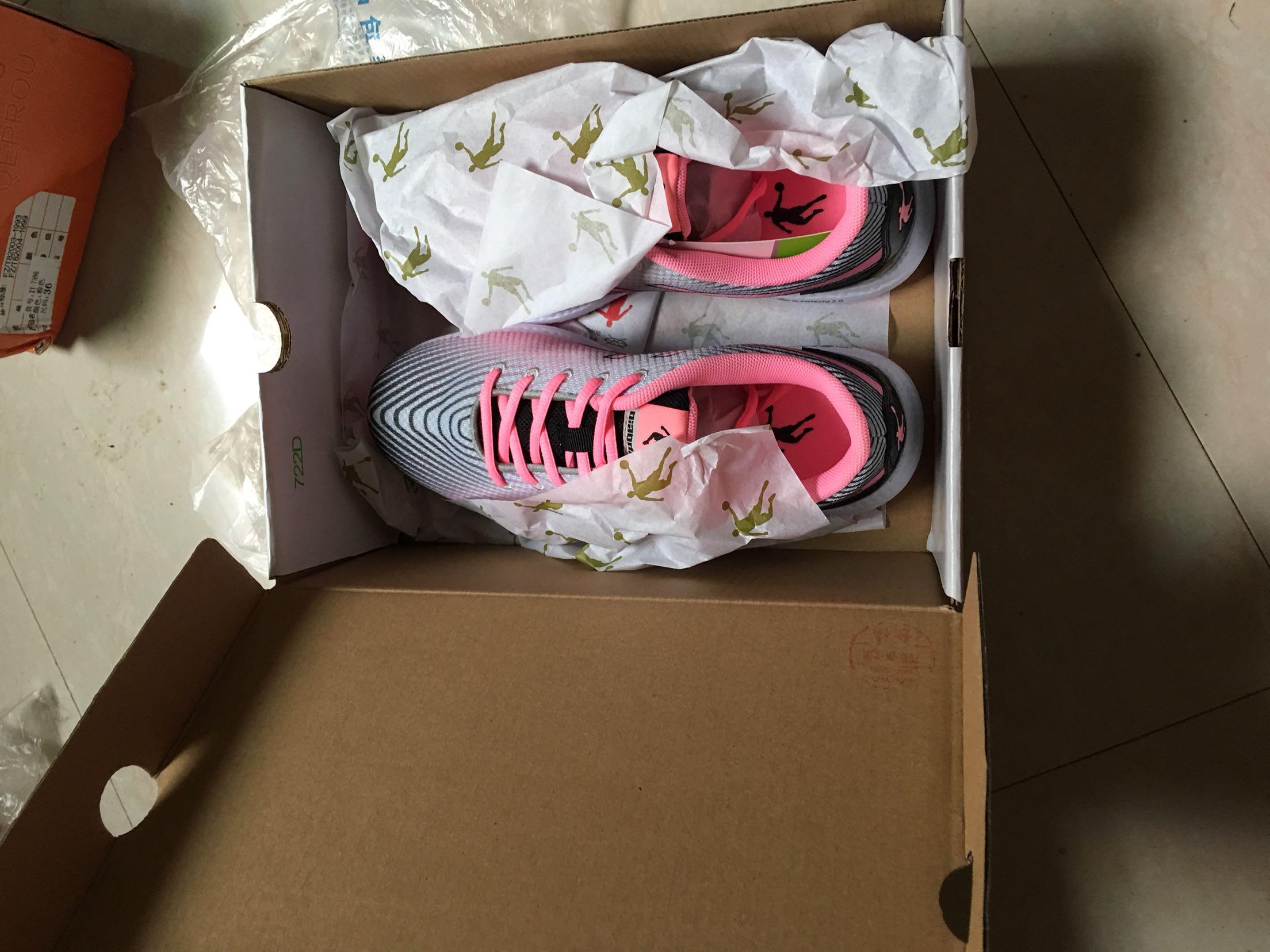 8d9ecefd47 跟妈妈买的亲子鞋,渐变色,我喜欢。   jordan 13 shoes 2013