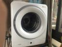 海尔(Haier) 3公斤迷你烘干机干衣机 母婴迷你儿童小型家用全自动滚筒式干衣机 GDZA3-98 白色