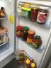上菱 (SHANGLING) 183升双门冰箱小型 小冰箱迷你 家用宿舍电冰箱两门 BCD-183D 银色 银色 晒单实拍图