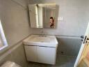 科勒官方浴室柜希尔维900mm浴室柜45764T一体化盆2746T 上门安装服务详询客服 希尔维柜+盆+抽拉龙头