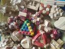 乐智由我 鲁班锁孔明锁全套装多合一大礼盒智力玩具7-14岁男孩益智玩具4-6岁以上节日生日礼品礼物 实木16件套【礼盒装】