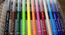 马培德(Maped)幼儿园可水洗水彩笔 小学生彩色绘画笔 24色塑料收纳盒装 845055CH