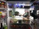 卡萨帝(Casarte)海尔冰箱 出品 429升无霜变频法式四门冰箱 3D不锈钢板材 干湿分储 BCD-429WDSS 晒单实拍图