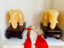 御缘世家 铜钱挂件 铜五帝钱铜钱摆件工艺礼品中国结挂件春节吉祥物情侣七夕礼物车挂家居饰品女生包包装饰 吉祥五色线十帝太阳花