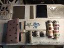 kinbor Hello Kitty手账礼盒创意礼物文具套装14件套(皮面笔记本子/钢笔/和纸胶带)DTB6507