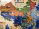 乐智由我世界中国磁性地理地图木制拼图套装益智教具早教玩具木质磁性3-4-12岁开发智力 【礼盒装】磁力版中国+世界双面地图