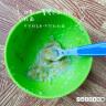 努比(Nuby )儿童餐具 宝宝不锈钢吸盘碗 婴儿防摔训练吃饭碗 双把手可分离吸盘320ml