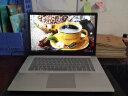 15.6英寸四核超薄本笔记本电脑轻薄本学生游戏手提商务办公超级本上网本分期免息电脑笔记本 太空银 套餐十【8G内存+256高速固态】