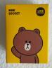 LINE FRIENDS 公牛布朗熊 USB插座布朗熊 卡通动漫家用办公室多功能插座 布朗熊-USB插座 均码