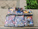孩之宝(Hasbro)超凡战队 男孩女孩儿童玩具手办礼物礼盒 恐龙战队组合机甲兽系列b兽神喷射战机E5924
