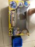乐吉儿 儿童拆装工程车玩具车4辆装螺母可拆卸挖掘车推土机男孩益智玩具 建筑工程队B376