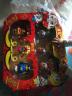 猪猪侠超星萌宠机器人竞速小英雄变身卡丁车深海萌宠玩具五灵锁召唤器变形合体儿童套装 猪猪侠6款大礼包豪华套装YS7911D