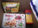 土斯(Totaste) 香蕉牛奶味棒形饼干 手指形早餐饼干 磨牙棒 浓郁奶香 休闲零食蛋糕面包甜点心小吃 128g 实拍图
