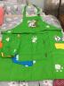 2.35米宽幅纯棉布料卡通棉布料床品面料宝宝全棉儿童被套床单布料 黄海星1米价