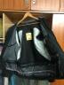 伯希和(Pelliot) 滑雪服 男 戶外防寒保暖登山服單 雙板滑雪衣棉服1706 黑色 XL 實拍圖