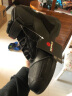賽羽(SCOYCO)摩托車騎行鞋四季透氣越野機車靴子賽車鞋冬季摩旅騎行裝備 黑色 41 實拍圖