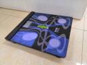 百利達(TANITA)體脂儀tanita體脂秤電子秤BC-575體脂肪測量儀家用脂肪秤康寶萊秤 575+10頁測試紙 實拍圖