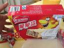 雀巢(Nestle) 威化 脆脆鲨 牛奶口味 夹心饼干 休闲零食 独立包装 24条*20g+8条*20g 实拍图